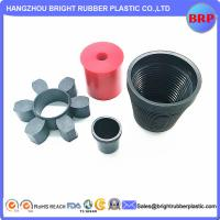 China Red Silicone Rubber Parts Damping Cup Agricultural Machinery Equipment on sale