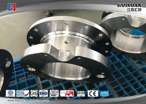 China Flange I Shaped Grove Ss Forging For Oil Gas Industry , Super Steel Forgings on sale