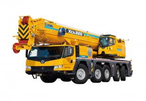 China XCMG  All ground cranes XCA220 on sale
