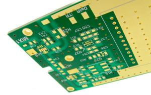 China Printed PCB Boards With 6 Layers Diagram Immersion Gold Finished Assembly on sale