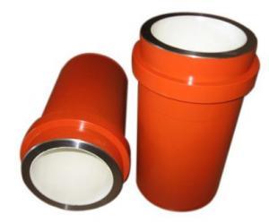 China Hot sale API 7K Mud pump Zirconia Ceramic Cylinder Liner with service life up to 4000hours(Керамические втулки) on sale