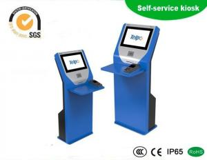 China ATM Machine Intelligent Bank Self Service Kiosk With CE, ROHS, ISO, CCC Certification on sale