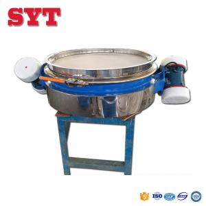 China CE industrial sieve shaker for flour , maize flour sifting equipment on sale