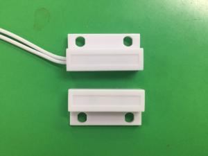 China Normal Open door magnetic sensor, working with access control system on sale