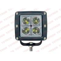 12W Square Cube LED Offroad Lights 4WD / 4X4 / Jeep Motorcycle LED Working Light