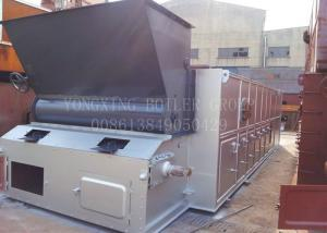 China Anthracite Coal Chain Grate Stoker / Biomass Steam Boiler Equipped Steel Chain Grate on sale