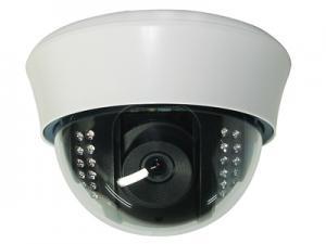 "China 420TVL 1/4""Sharp Color CCD 22 pieces IR-LED More than 20 M CCTV Dome IR Camera(SC-D11SP) on sale"