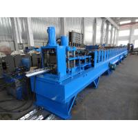 Metal Wire Post Peach Shape Fencing Post Roll Forming Machine