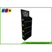 Advertising Cardboard Toy Display Stand With Four Shelves For Toys FL218