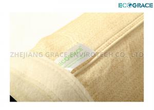 China Asphalt Mixing Plant Dust Filter Bags Asphalt Plant Filter Needle Felt Filter on sale