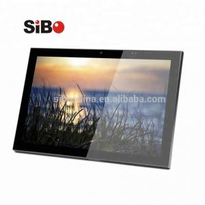 China On Wall Mount POE Tablet PC Android OS 10.1 Inch With Front Camera Intercom For Security Control on sale