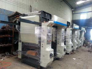China 6 motor automático de alta velocidad de la impresora del fotograbado del control informático del color 3 on sale