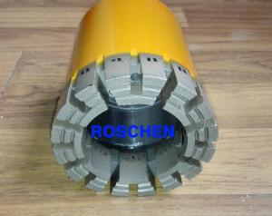 China Q Wireline Coring System NQ HQ PQ Impregnated Drill Drill Bits , ISO on sale