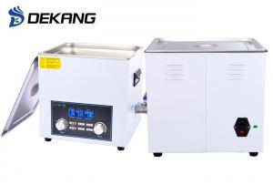 China Multifunctional Heated Ultrasonic Cleaning Machine6.5L For Kitchen on sale