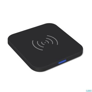 China Qi Wireless Charger T511 with Anti-Slip Rubber for iPhone Qi Wireless Charger Pad with Anti-Slip Rubber for iPhone 8 / 8 on sale