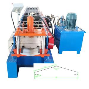 China Durable Metal Roof Tile Roll Forming Machine Voltage 220V 50Hz 3 Phases / Customized on sale