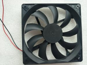 China Industrial Equipment Cooling Fans , DC Radiator Cooling Fan Plastic Material on sale