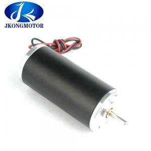 China 8770rpm High Speed Brush Type DC Motor 100m.Nm Output Power 92W Length 90mm on sale