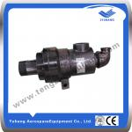 Rotary joint for heat conduction oil