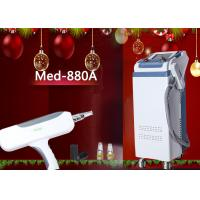 Stationary Q - Switched Long Pulse ND YAG Laser With Cooling System Spot Size 2 - 8 mm