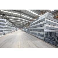 70*70 Galvanized Steel Square Tubing , A500 Standard Galvanized Steel Rectangular Tube