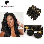 Real Tangle Free Mongolian Loose Curly Hair Extensions Unprocessed Virgin