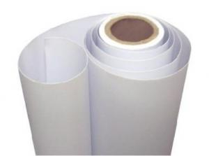 China vinyl pvc flex banner in rolls with low price for digital printing / frontlit flex banner printing on sale