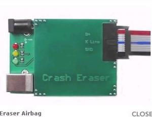 China Crash Eraser Airbag on sale