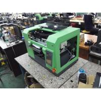 Flatbed UV Printer with Epson DX7 heads , Flatbed Digital Printing Equipments