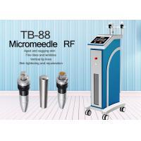 2MHZ Monopolar RF Stretch Mark Removal Fractional rf microneedling Machine