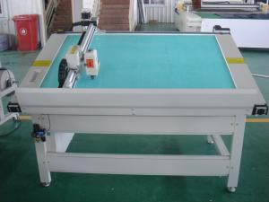 China 55 Degree Photo Frame Cutting Machine , Cross Stitch Picture Frame Making Machine on sale