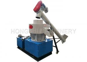 China 350kg/h - 2000kg/h Capaicty One Year Warranty Ring Die Wood Pellet Making Machine on sale
