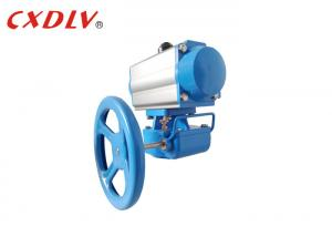 China Handwheel Actuator Declutchable Override Gear Operator for Butterfly Valve on sale