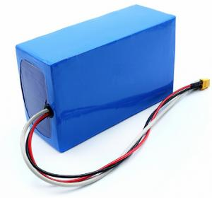 China High Capacity 20ah Lithium Ion Battery , Lifepo4 48v 20AH Battery Pack on sale