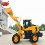 ZL20 hydraulic pump wheel loader manufacturer