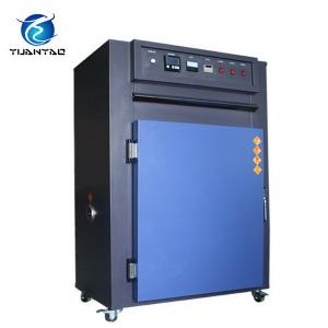 China Industrial Accelerated Aging Hot Air Convection Oven 72L Dustfree Stainless Steel Oven on sale