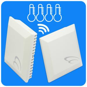 China Multipoint Temperature Wireless Sensors on sale