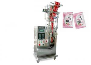 China Fully / Semi Automatic Packaging Machine For Body Wash / Shower Gel Sachet on sale