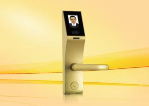 China Residential USB Smart fingerprint keyless entry door locks With Embedded Face Recognition on sale