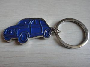 China custom model car promotional keychain wholesale personalized cheap metal keychain on sale