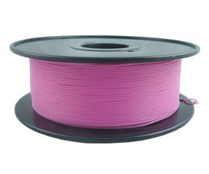 China 1.75mm Pink ABS 3D Printer Filament High-tier YouSu With Makerbot on sale