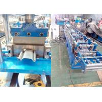 China Galvanized Steel Slat Roller Shutter Door Roll Forming Machine High Performance on sale