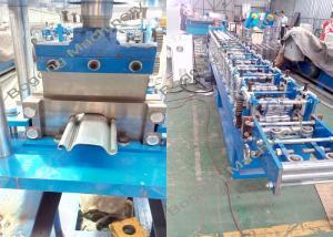China Galvanized Steel Slat Roller Shutter Door Roll Forming Machine High Performance on sale