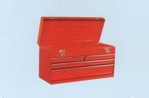 China Professional 4 Drawer Tool Chest And Cabinet with Red High Glossy Finish(THB-21140) on sale