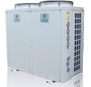China Environment-friendly refrigerant Air cooled heat pumps with COP more than 4.5 on sale