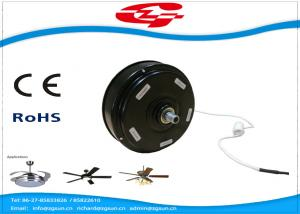 China Home Decorative Fan Brushless Dc Electric Motor Three Pahse With Pure Copper Coil on sale