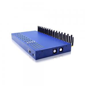 China Goip Gsm 4G Sms Gateway 32 Ports multi-sim slots Sip Gsm Voip Gateway on sale