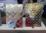 Mill Finish Aluminium Chequered Plate Sheet Coils 6061 Size 6 X 1220 X 2440mm
