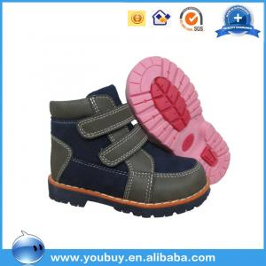 China Kids orthopedic shoes, china shoes factory new style hiking boots on sale