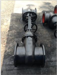 China Cast iron gate valve for Russia on sale